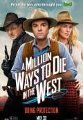 A Million Ways to Die in the West (2014) Poster #11 Thumbnail