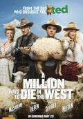 A Million Ways to Die in the West (2014) Poster #12 Thumbnail