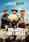 A Million Ways to Die in the West (2014) Poster #9 Thumbnail