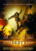 The Musketeer (2001) Poster #1 Thumbnail