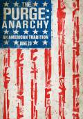 The Purge: Anarchy (2014) Poster #1 Thumbnail