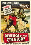 Revenge of the Creature (1955) Poster #1 Thumbnail