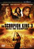 The Scorpion King 3: Battle for Redemption (2012) Poster #1 Thumbnail