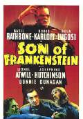 Son of Frankenstein (1939) Poster #2 Thumbnail