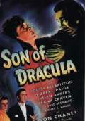 Son of Dracula (1943) Poster #1 Thumbnail