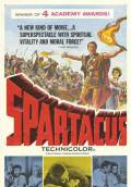 Spartacus (1960) Poster #2 Thumbnail