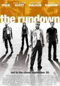 The Rundown (2003) Poster #1 Thumbnail