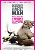 The 100-Year-Old Man Who Climbed Out the Window and Disappeared (2015) Poster #2 Thumbnail