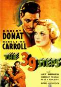 The 39 Steps (1935) Poster #1 Thumbnail