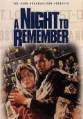 A Night to Remember (1958) Poster #3 Thumbnail