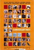 The Anniversary Party (2001) Poster #1 Thumbnail