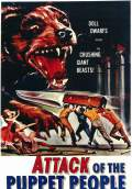 Attack of the Puppet People (1958) Poster #1 Thumbnail