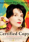 Certified Copy (Copie conforme) (2010) Poster #2 Thumbnail