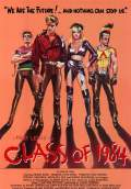 Class of 1984 (1982) Poster #1 Thumbnail