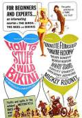 How to Stuff a Wild Bikini (1965) Poster #1 Thumbnail