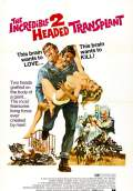 The Incredible 2-Headed Transplant (1971) Poster #1 Thumbnail
