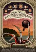 Jules Verne's Mysterious Island (2012) Poster #1 Thumbnail