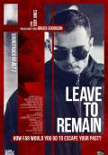 Leave to Remain (2013) Poster #2 Thumbnail