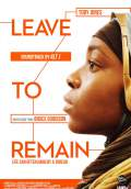 Leave to Remain (2013) Poster #7 Thumbnail