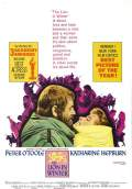 The Lion in Winter (1968) Poster #3 Thumbnail