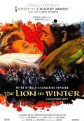 The Lion in Winter (1968) Poster #4 Thumbnail