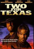 Two for Texas (1998) Poster #1 Thumbnail