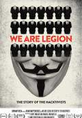We Are Legion: The Story of the Hacktivists (2012) Poster #1 Thumbnail