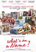 What's in a Name (2013) Poster #1 Thumbnail