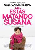 You're Killing Me Susana (2017) Poster #1 Thumbnail