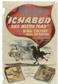 The Adventures of Ichabod and Mr. Toad (1950) Poster #1 Thumbnail