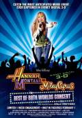 Hannah Montana/Miley Cyrus: Best of Both Worlds Concert Tour 3-D (2008) Poster #1 Thumbnail