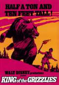 King of the Grizzlies (1970) Poster #1 Thumbnail