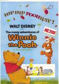 The Many Adventures of Winnie the Pooh (1977) Poster #1 Thumbnail