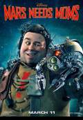 Mars Needs Moms (2011) Poster #2 Thumbnail