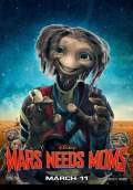 Mars Needs Moms (2011) Poster #4 Thumbnail