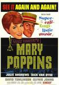 Mary Poppins (1964) Poster #1 Thumbnail