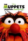 The Muppets (2011) Poster #8 Thumbnail