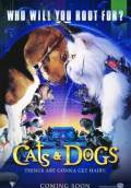 Cats & Dogs (2001) Poster #1 Thumbnail