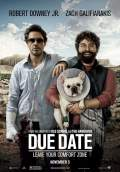 Due Date (2010) Poster #1 Thumbnail