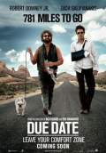 Due Date (2010) Poster #10 Thumbnail