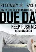Due Date (2010) Poster #7 Thumbnail