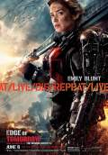 Edge of Tomorrow (2014) Poster #10 Thumbnail