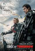 Edge of Tomorrow (2014) Poster #4 Thumbnail