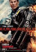 Edge of Tomorrow (2014) Poster #9 Thumbnail