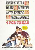 4 for Texas (1963) Poster #1 Thumbnail