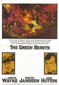The Green Berets (1968) Poster #1 Thumbnail