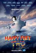 Happy Feet Two (2011) Poster #3 Thumbnail