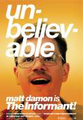 The Informant! (2009) Poster #1 Thumbnail