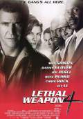 Lethal Weapon 4 (1998) Poster #1 Thumbnail