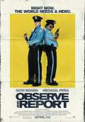 Observe and Report (2009) Poster #4 Thumbnail